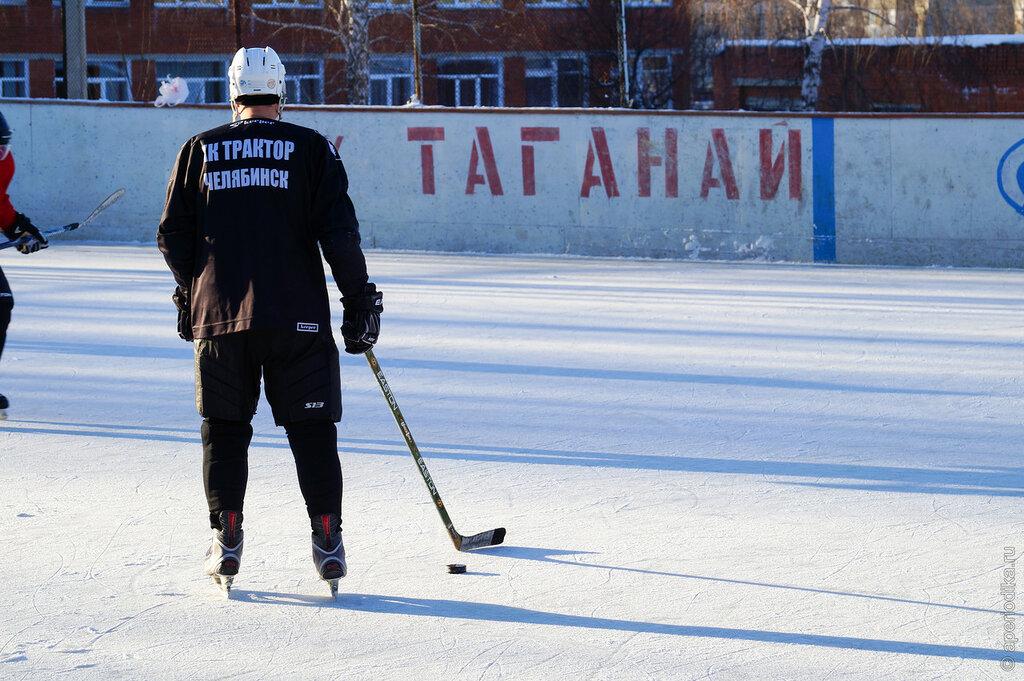 Хоккейный Златоуст