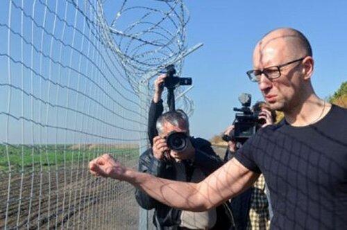 Кабмин распространил план действий по обустройству границы с РФ и админграницы с Крымом на границу с Молдовой - Цензор.НЕТ 4770