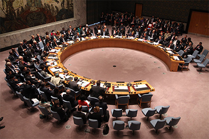 ВРпризвала членов ООН поддержать кандидатуру Украинского государства навыборах вСовбез