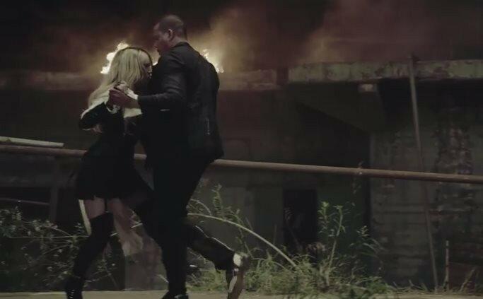 Новый клип. Видео Madonna   Ghosttown