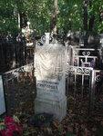 Могила Маргариты Григоровой