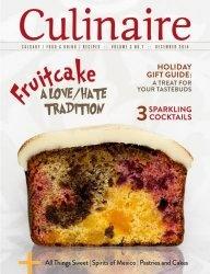 Журнал Culinaire Magazine - December 2014