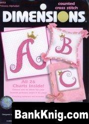 Журнал Dimensions 6973 Princess Alphabet jpg 13,2Мб