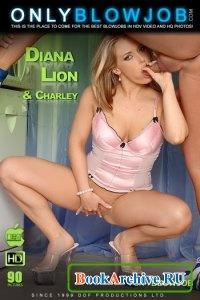 Книга OnlyBlowJob. Diana Lion & Charlie.