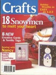Журнал Crafts Magazine №11 2003