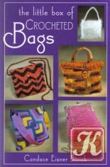 Книга The Little Box of Crocheted Bags