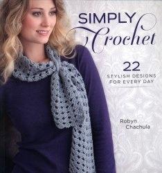 Книга Simply Crochet