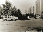 Солнцевский проспект в районе парка Молодёжный. год не знаю, примерно 80-е, #СОЛНЦЕВО