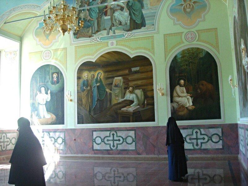 Паломничество в Саров