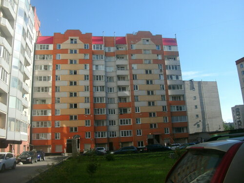 Пулковская ул. 2к3