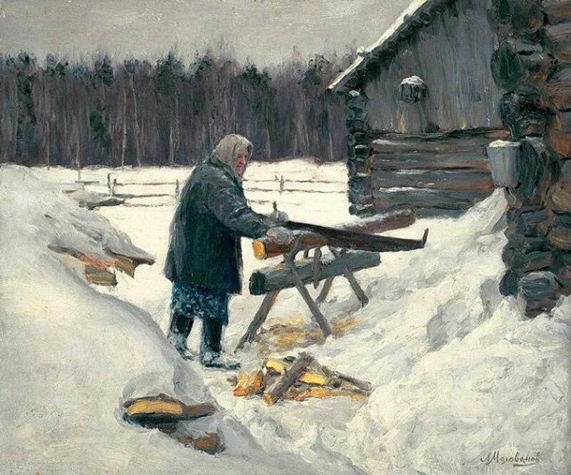 Картинки труда в деревне всего