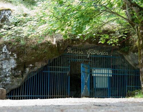 пещера Ветреница