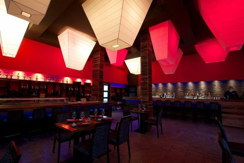 японский ресторан Mitsu в Черногории