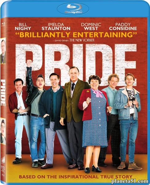 Гордость / Pride (2014/HDRip)