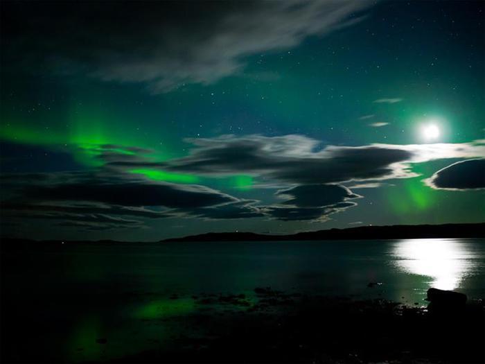 Красивые фотографии полярного сияния 0 10d617 6ad8f34c orig