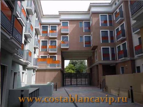 просторная квартира в Валенсии - Недвижимость