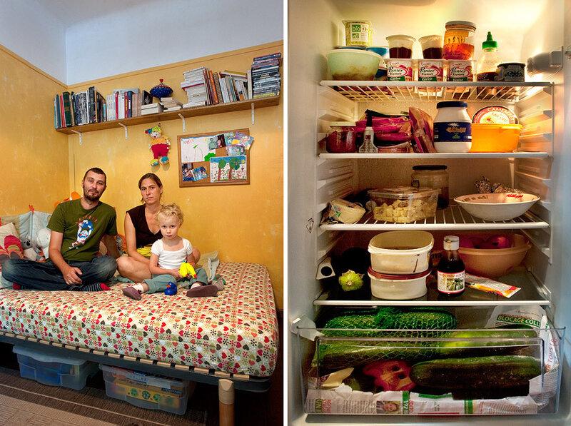 Фотограф Стефани де Руж заглянула в холодильники 0 fcaed e56a0291 XL