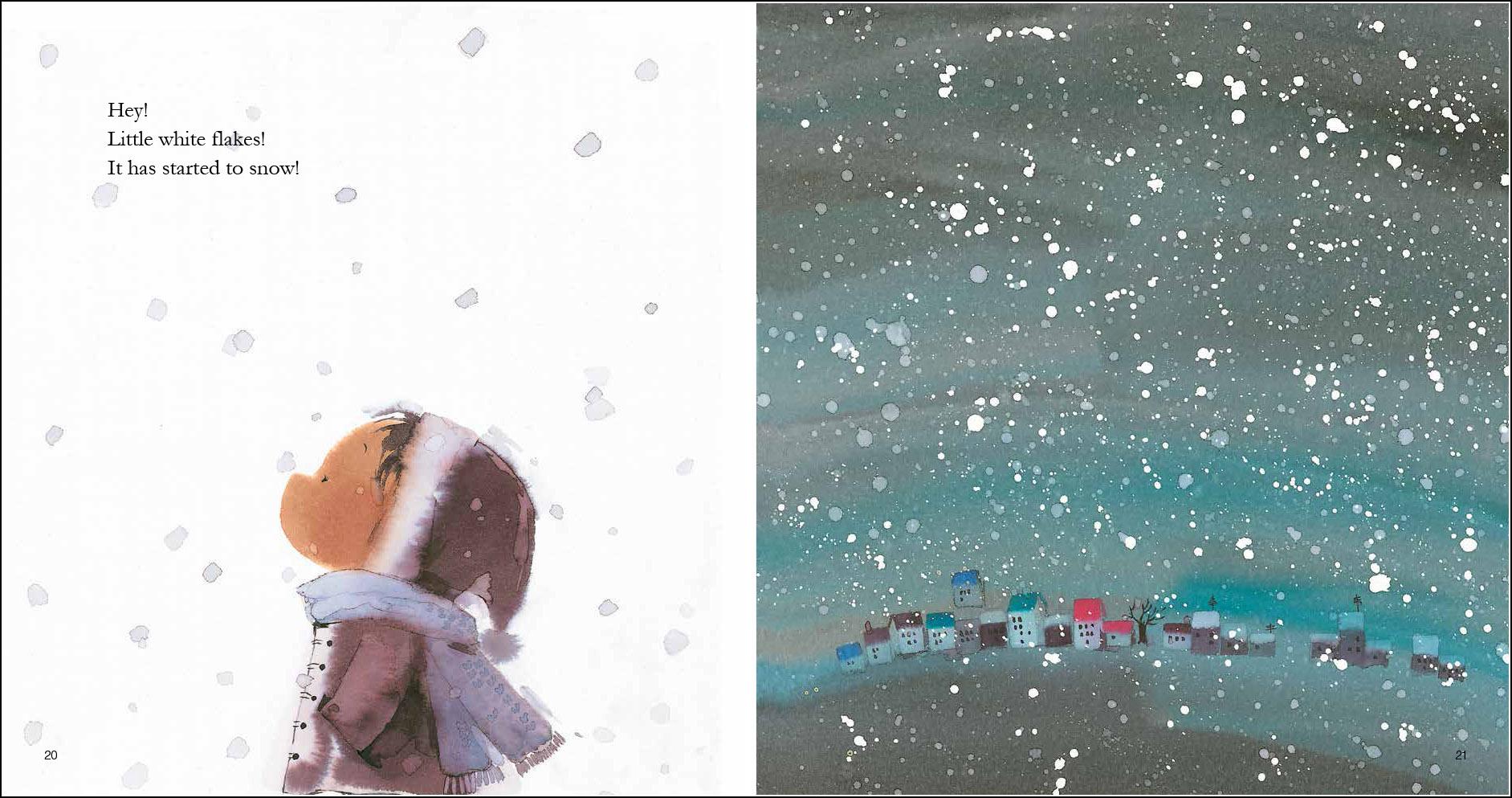 Hye-won Yang, Will It Rain or Snow?