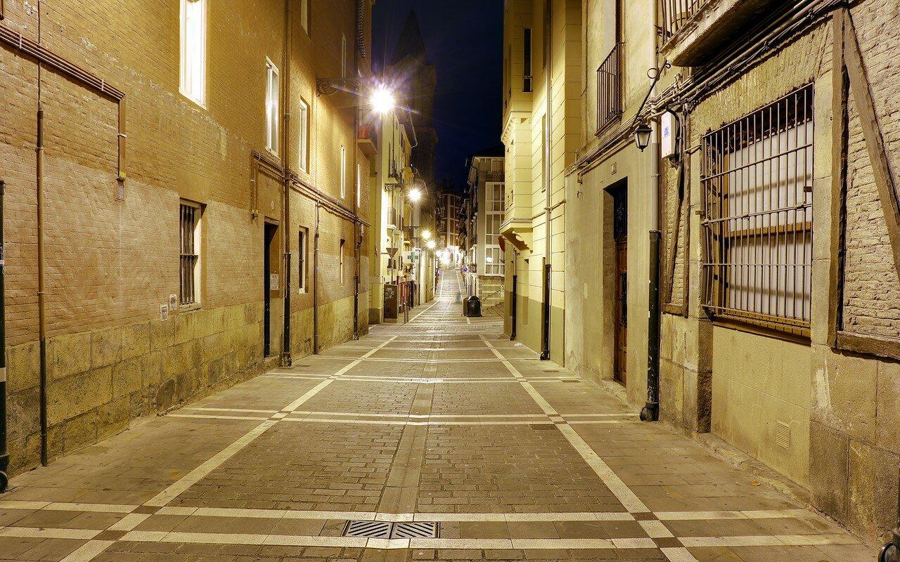 Памплона. Улица Хавьер (Calle Javier, Pamplona)