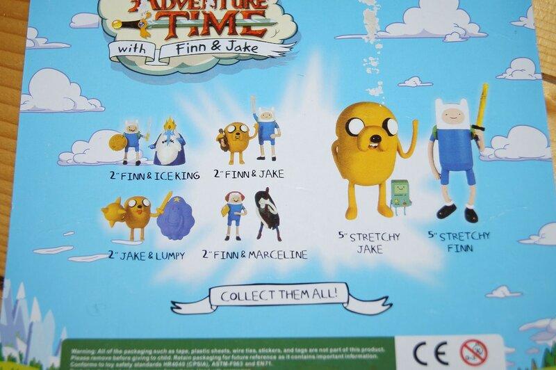 GearBest: Фигурка Финна из мультсериала 'Время приключений'
