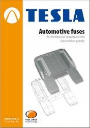 TESLA: Automotive fuses – Автомобильные предохранители.