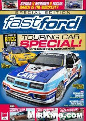 Журнал Fast Ford - June 2014  UK