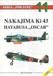 "Книга Nakajima Ki 43 Hayabusa ""Oscar"""