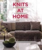 Книга Knits at Home - Rustic Designs for the Modern Nest pdf 47Мб