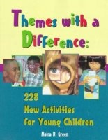 Книга Themes With a Difference: 228 New Activities for Young Children.