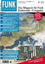 Журнал Funkamateur № 9 2003