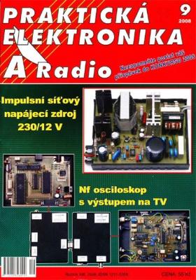 Журнал Журнал Prakticka Elektronika №9 (cентябрь 2008)