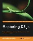 Книга Mastering D3.js