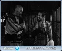 Семь самураев / Shichinin no samuraii (Seven Samurai) (1954/BDRip)