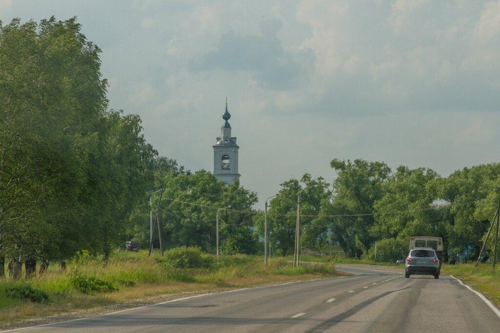 Церковь Михаила Архангела в Бабаево
