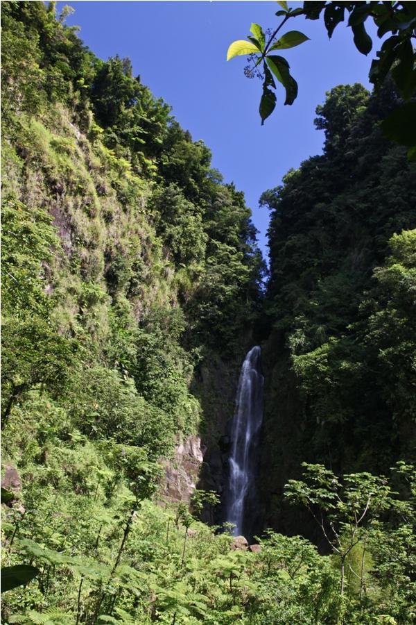 Доминика, Трафальгарский водопад