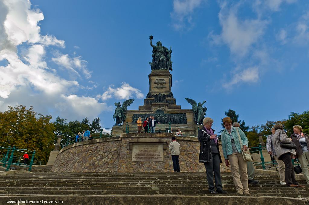 19. Монумент Niederwalddenkmal