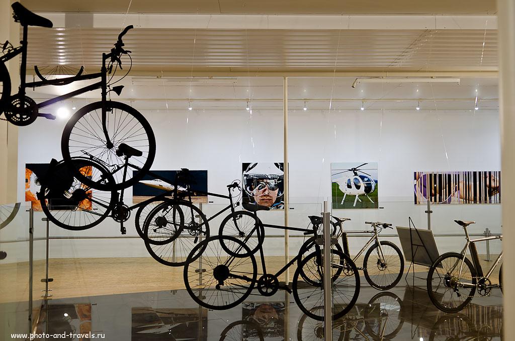 2. В Auto & Technik MUSEUM SINSHEIM представлены экземпляры всех типов транспортных средств: от самоходных колясок и велосипедов, до сверхзвуковых самолетов.