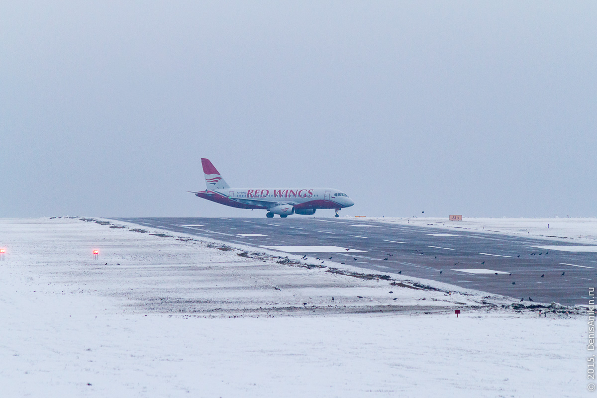 Red Wings начали полёты в Саратов 8