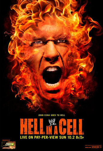 Post image of WWE Hell in a Cell 2011