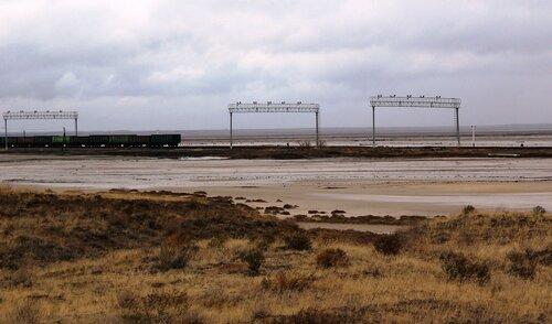 Железная дорога солевого промысла