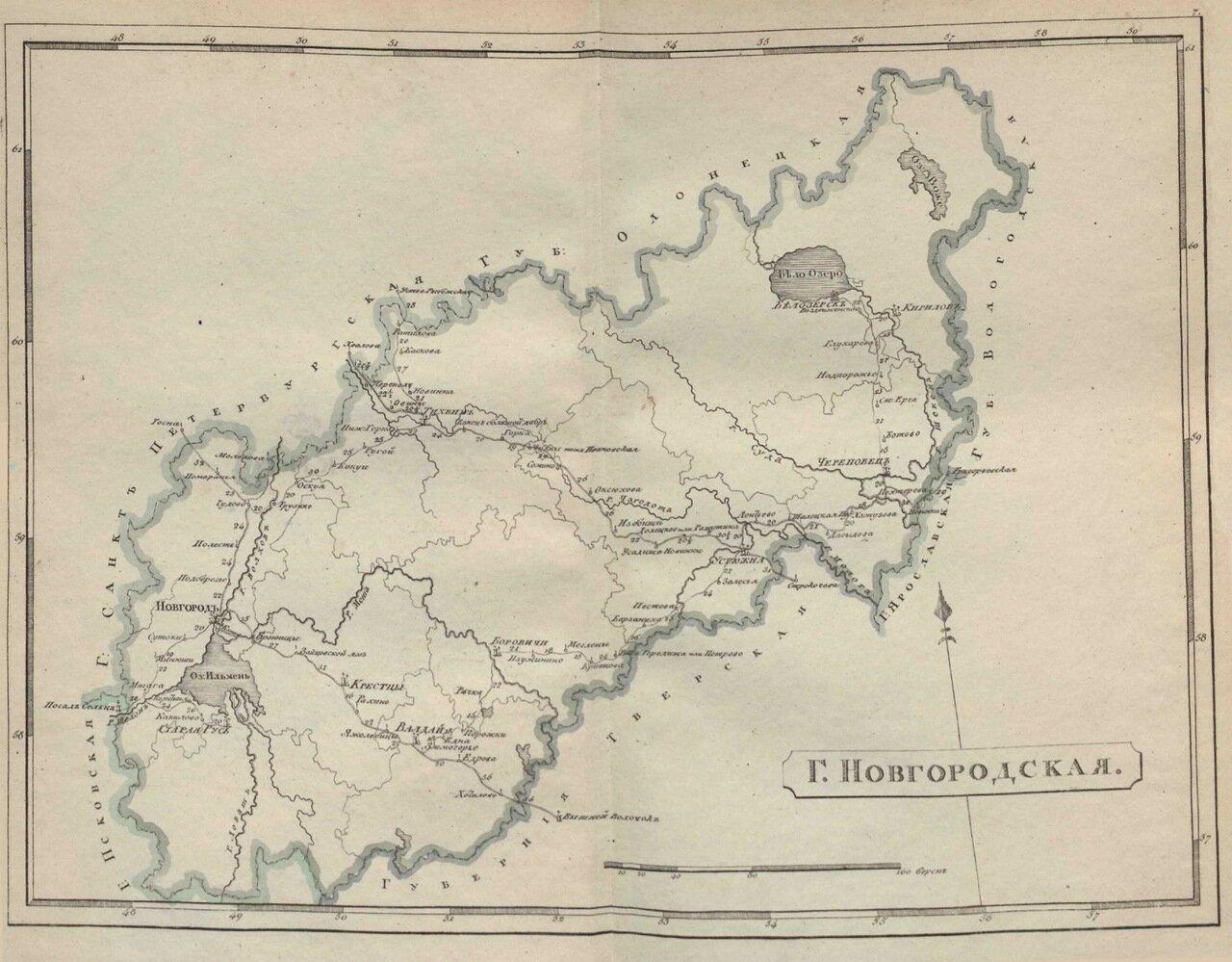 7.Новгородская губерния