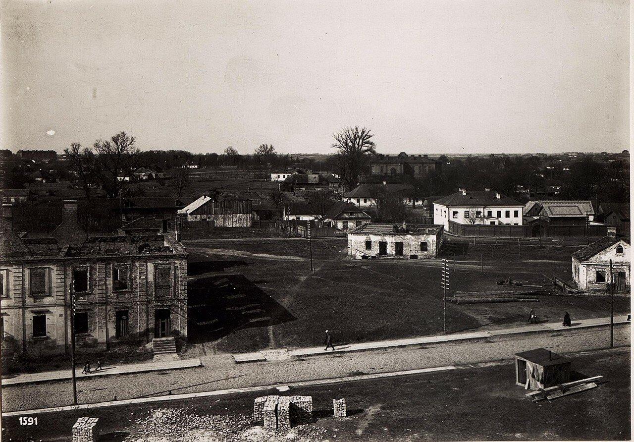 Панорама города (4/IV.1918)