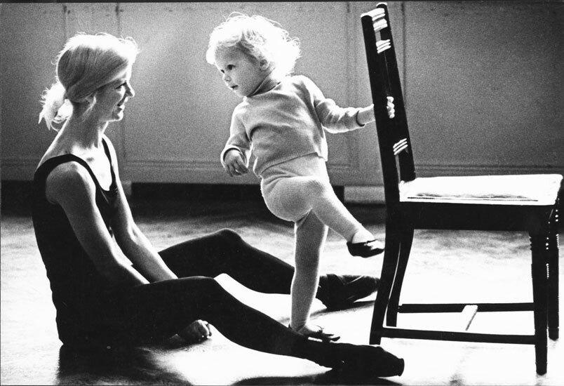 1965. Рождение балерины