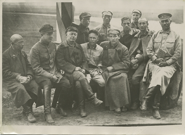 Commanders of the Red Academy, Bykovo, Aug. 1925.jpg