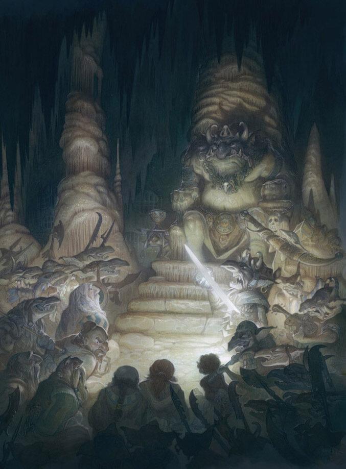 Tolkien illustrated, Justin Gerard_1280.jpg