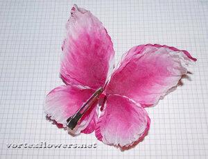 Мастер-класс. Бабочка «Летние грёзы» от Vortex  0_fc0b7_8b8741c6_M