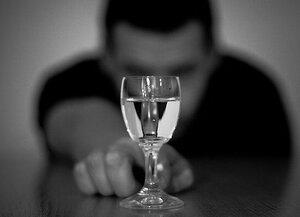 Алкоголь может привести к бесплодию мужчины