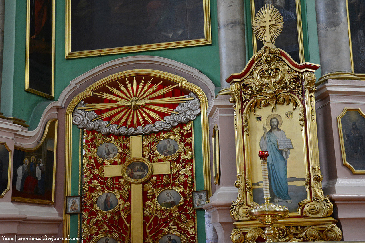 Православный свято-духов монастырь. Вильнюс