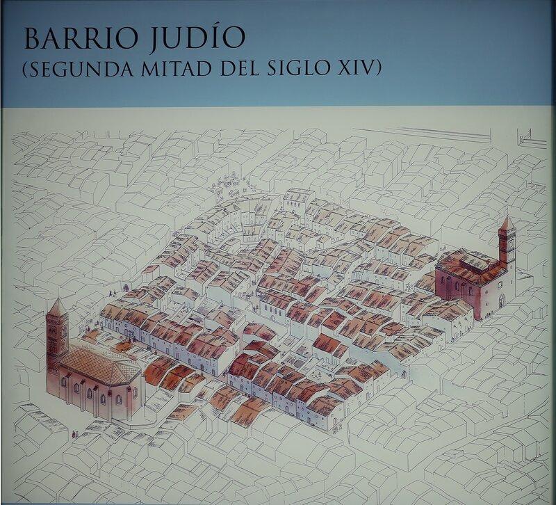 Teatro romano de Caesaraugusta museum, Zaragoza