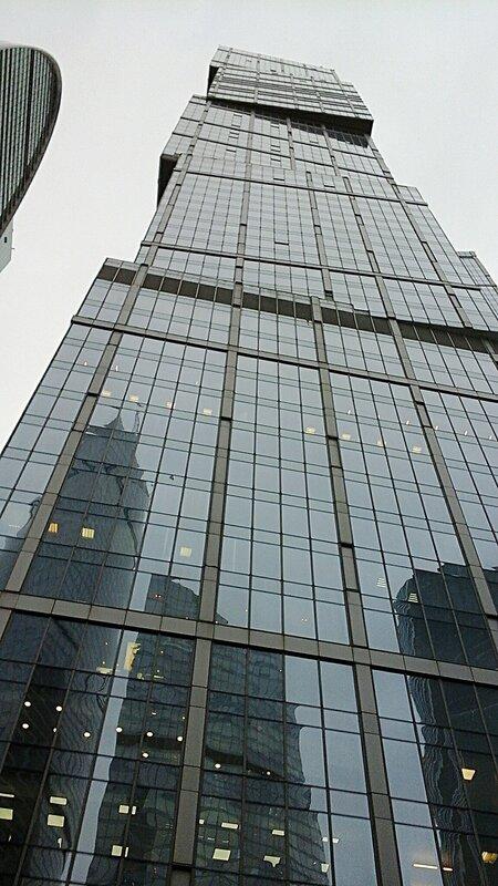 башни делового центра